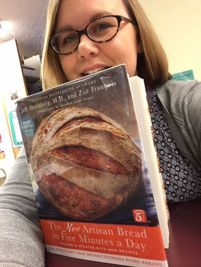 Annie and Artisan Bread Book