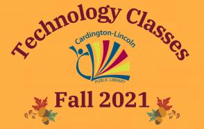 Fall Technology Classes